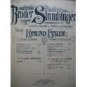 EYSLER Edmund Bruder Straubinger Walzer Piano