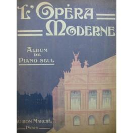 L'Opéra Moderne Album 15 Pièces pour Piano