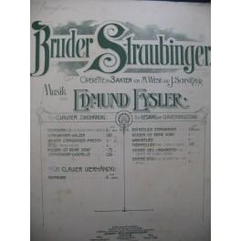 EYSLER Edmund Bruder Straubinger Piano