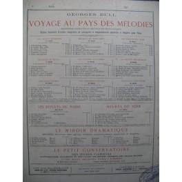 BULL Georges Le Postillon Piano ca1880