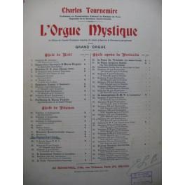 TOURNEMIRE Charles L'Orgue Mystique No 19 Orgue 1930