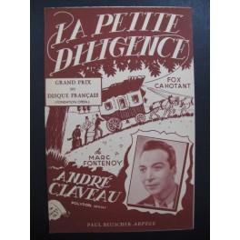 La petite diligence André Caveau Marc Fontenoy 1950