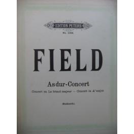 FIELD John Concert en La bémol Majeur Piano