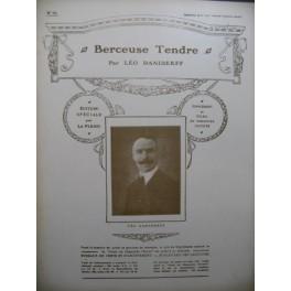 DANIDERFF Léo Berceuse Tendre Piano
