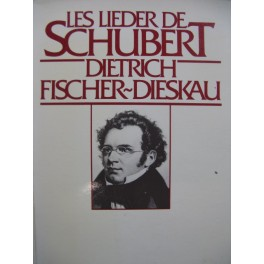 FISCHER-DIESKAU Dietrich Les Lieder de Schubert 1979