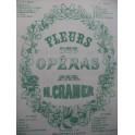 CRAMER Henri Mélange sur la Muette de Portici Piano XIXe siècle