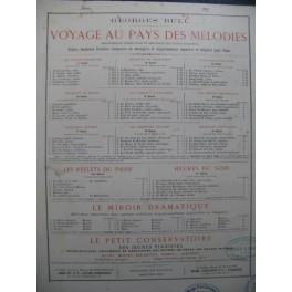 BULL Georges Le Barbier de Séville Rossini Piano