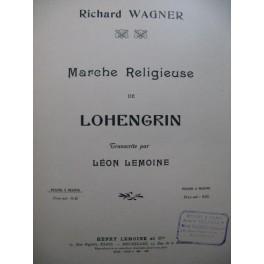 WAGNER Richard Lohengrin Piano