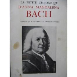 La Petite Chronique d'Anna Magdalena Bach 1957