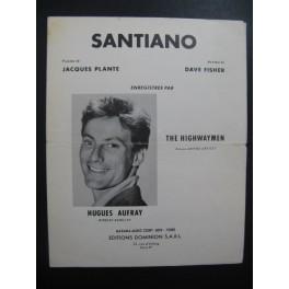Santiano Hugues Aufray Chant Piano 1961
