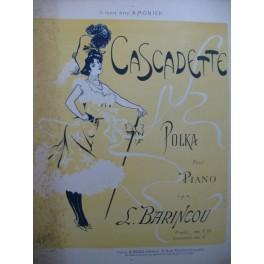 BARINCOU Louis Cascadette Piano