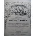 BORDÈSE Luigi Il Dolce Far Niente Chant Piano ca1840
