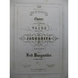 BURGNÜLLER Fredéric Jaguarita Piano XIXe siècle