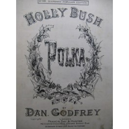 GODFREY Daniel Holy Bush Piano