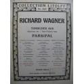 WAGNER Richard Parsifal Gebet des Amfortas Piano