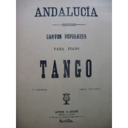 ANDALUCIA Tango Piano