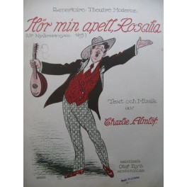 ALMLOF Charlie Rosalia Step Piano 1915