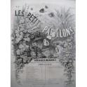 MAITHUAT L. Les Petits Papillons No 7 La Petite Folle Piano XIXe siècle