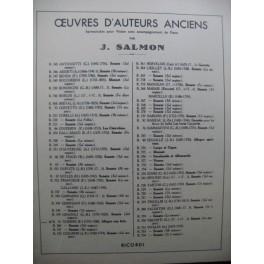 GUERINI Francesco Allegro con brio Piano Violon 1914
