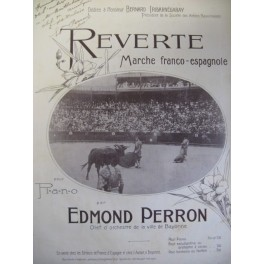 PERRON Edmond Reverte piano