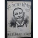 SULBAC Les Bottines du Patron Chansonnette