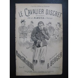 ALBENS Le Cavalier Discret Chanson