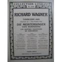 WAGNER Richard Vorspiel Des Dritten Aufzuges Prélude to Act III Piano