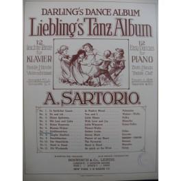 SARTORIO A. Goldblondehen Piano