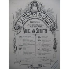 La Pavane Danse du XVIe siècle Piano Violon ou Flûte XIXe