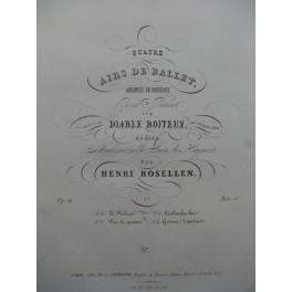 ROSELLEN Henri Le Diable Boiteux Piano ca1840