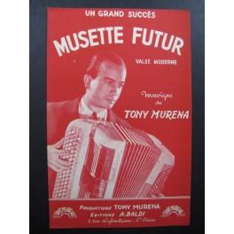 Musette Futur Valse Tony Murena Accordéon