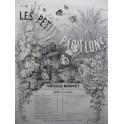 MAITHUAT L. Les Petits Papillons No 10 Air National Breton Piano XIXe siècle