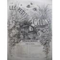 CARON G. W. Les Petits Papillons No 11 Giroflé Girofla Piano XIXe siècle