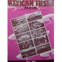 Mexican Fiesta Album 16 pièces Chant Piano