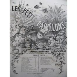 CARON G. Wolframm Les Petits Papillons No 23 Récit du Caporal de la Garde Nationale Piano XIXe siècle