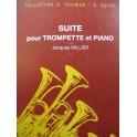 VALLIER Jacques Suite pour Trompette et Piano 1992