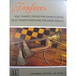 Fanfares New Trumpet Pieces for Young Players Trompette 1989