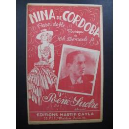 Nina de Cordoba René Sudre Accordéon