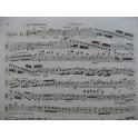 PIXIS REBER WEBER ONSLOW Trios Violon ca1830