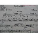 LEONCAVALLO R. Paillasse Sélection E. Tavan Orchestre