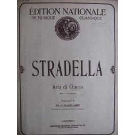 STRADELLA Alessandro Aria di Chiesa