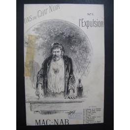 MAC NAB L'expulsion Chanson
