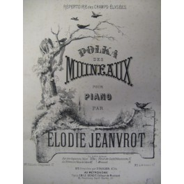 JEANVROT Elodie Polka des Moineaux