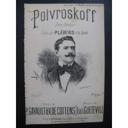 GUETEVILLE Louis Poivroskoff Chant