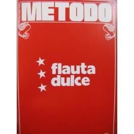 Metodo Flauta Dulce Méthode Flûte à bec 1977