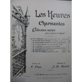 MORAT J.-M. Bonhomme Noël Chant Piano
