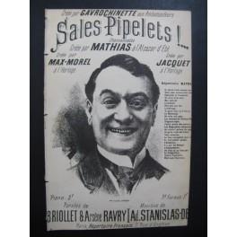 STANISLAS DEL Adolf Sales Pip'lets Chanson
