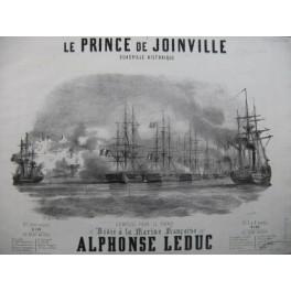 LEDUC Alphonse Le Prince de Joinville Quadrille Piano 1844