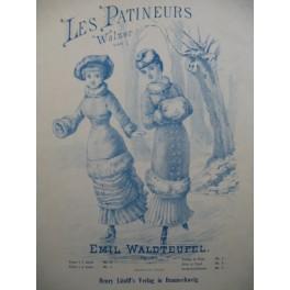 WALDTEUFEL Emile Les Patineurs Walzer Piano