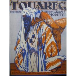MORETTI Raoul Touareg Fox-trot et Shimmy Piano 1923